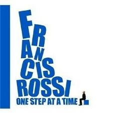 "FRANCIS ROSSI ""ONE STEP AT A TIME"" CD ROCK NEU"