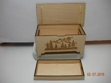 DOLLHOUSE MINI INCH SCALE HOPE CHEST