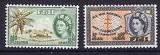 FIJI 1954 HEALTH STAMPS BLOCKS OF 4 MNH