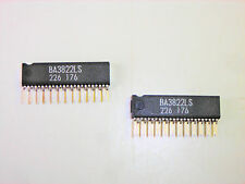 "BA3822LS  ""Original"" ROHM   24P ZIP IC  2  pcs"
