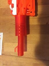 3D Printed – Barrel Extension with Sight for Nerf Strife Gun