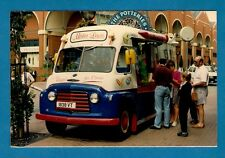 Royal Mail Post-a-Photo Postcard ~ 1960s Commer BF Ice Cream Van: Stoke on Trent