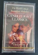 CANDLELIGHT CLASSICS Music CD The London Promenade Orchestra 1992 New FREE SHIP