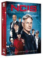 NCIS - Naval Criminal Investigative Service - Stagione 12 (6 DVD) - SIGILLATO -