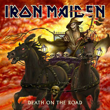 IRON MAIDEN Death On The Road 2 x CD 2005 (16 Tracks) NEW & SEALED