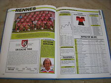 FOOTBALL COUPURE LIVRE PHOTO MRBT47 20x10 D2 GrA STADE RENNAIS RENNES 1988/1989