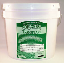 5lb Soil Moist Mycorrhizal Transplant Formula with 3-3-3 Fertilizer Treats 100