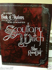 Solitary Witch By Silver RavenWolf. Ultimate Book Of Shadows, Wicca, Witch Pagan