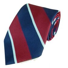 Raf Royal Air Force Regiment Regimental Striped Tie