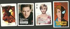 Spiderman Tobey Maguire Kirsten Dunst Fab Card LOT