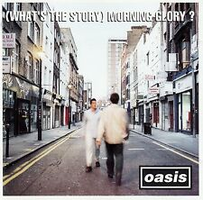 OASIS : (WHAT'S THE STORY) MORNING GLORY? / CD (HELTER SKELTER RECORDS 481020 2)
