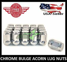 20 TRUCK LUG NUTS | 9/16 | FITS DODGE DURANGO, DAKOTA, RAM 1500, RAIDER | 1.38""