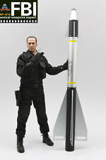 1/6 Scale ART FIGURES FBI BioChemical Weapons Expert Stanley w Rocket - in Hand