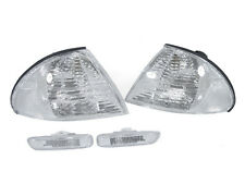 Depo 99-01 BMW E46 4D Sedan 5D Wagon Euro Clear Corner Signal +Side Marker Light