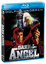 Dark Angel [Blu-ray] [Rated-R] Dolph Lundgren, Brian Benben, [TRAILOR INSIDE]
