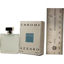 Chrome by Azzaro EDT .23 oz Mini