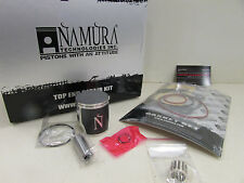 "HONDA CR 250R 66.36MM NAMURA TOP END REBUILD PISTON KIT ""C"" (STD BORE) 1997-2001"