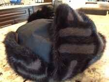 Authentic Louis Vuitton Mink Hat NEW LV PRICE $2373.48