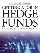 Getting a Job in Hedge Funds: An Inside Look at How Funds Hire Zoia, Adam, Fink