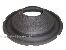 "Genuine Rockford-Fosgate 10"" Kevlar Pulp Subwoofer Cone - Rubber Surround- Cone4"