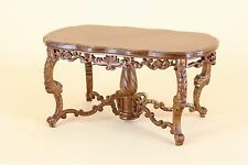 "Bespaq Dollhouse Miniature ""ROOSEVELT DINING TABLE""  6702NWN"