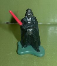 "STAR WARS ESB Micro Machines DARTH VADER w/ Lightsaber 1"" Figure #2 Galoob"