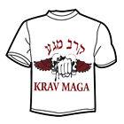 Israeli army IDF KRAV MAGA Contact Self-Defense Martial Art Combat printed Shirt