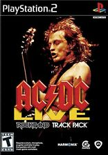 NEW SEALED Rock Band: AC/DC Live Track Pack PS2 Video Game jailbreak hells bells