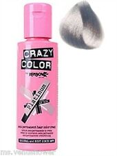 Renbow Crazy Colour HAIR DYE PLATINUM semi permanente