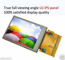 "2.8"" inch IPS LCD module 320x240 ILI9341 wide view angle TFT arduino AVR STM32"