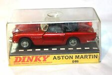 Dinky #110 Aston Martin DB5, Superb Condition in Excellent Original Plastic Box
