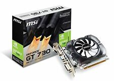 MSI N730-4GD3V2 PCI Express Graphics Cards MSI NVIDIA GT 730 4GB -