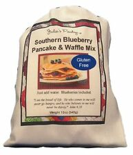 Gluten Free Blueberry Pancake Mix with Real Blueberries