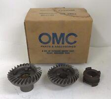 NEW OMC Johnson Evinrude Gears & Clutch Dog, OMC/BRP 0395046, 395046, Free Shipp