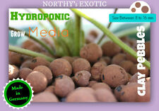 HYDROPONIC Growing Media / HYDROTON / Clay Pebbles / Expanded Clay Rocks( 4 Kg)