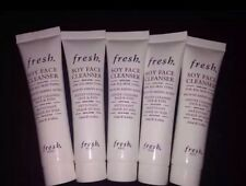 5 x Fresh Soy Face Cleanser 20ml Each 100ml in Total