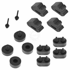 16 Piece Rubber Bumper Kit Set for 70-81 Pontiac Firebird Trans Am