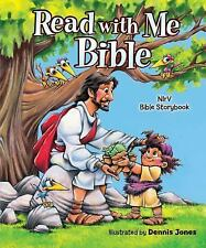 NEW Read with Me Bible, NIRV: NIRV Bible Storybook by Zondervan Publishing Hardc