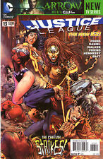 JUSTICE LEAGUE #13 - New 52 - New Bagged
