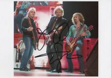 """Tommy Shaw & James Young """"Styx"""" Autogramme signed 13x18 cm Bild"""