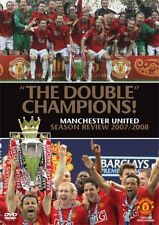 Manchester United End Of Season Review 2007/2008 (DVD) Man Utd FC 07/08