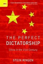The Perfect Dictatorship : China in the 21st Century by Stein Ringen (2016,...