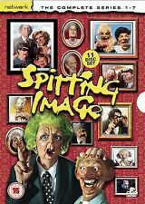 Spitting Image . The Complete Series 1-7 . Season 1 2 3 4 5 6 7 . 11 DVD . NEU