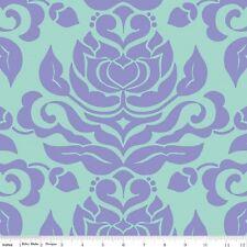 Extravaganza Purple Damask - Half yard - Riley Blake Fabrics4u2