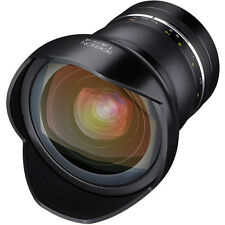 Rokinon Special Performance (SP) 14mm f/2.4 Ultra Wide Angle Lens for Canon