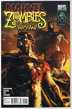 MARVEL ZOMBIES SUPREME #1 2 3 4 5, NM, 2011, more MZ and horror in store