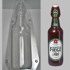Schokoladenform -Gießformen -Schüttelform Bierflasche mit Ploppverschluss 0,5l
