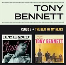 Tony Bennett - Cloud 7 + The Beat Of My Heart - 2LPs on 1 CD NEW