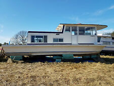 1973 Gibson Houseboat, Weldon IL | NO FEES, NO RESERVE
