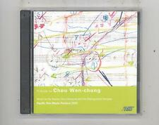 (CD) Tribute to Chou Wen-chung /2CD/ Pacific Rim Music Festival /[Albany]/SEALED